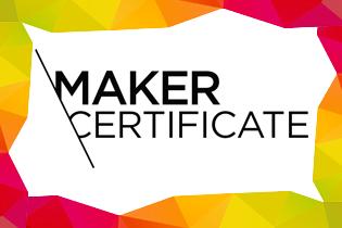 Maker Certificate